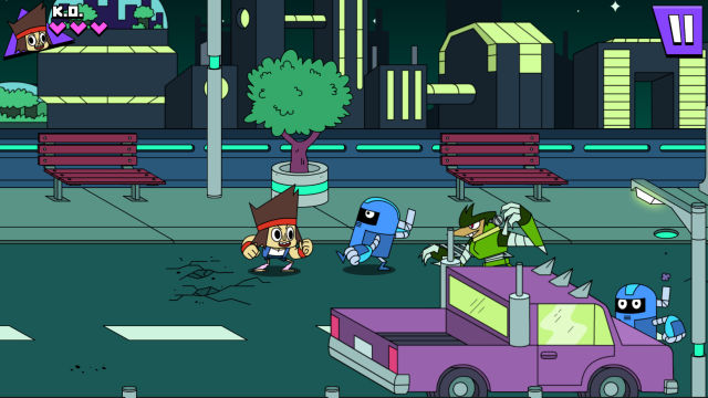 OK KO! Lakewood Plaza Turbo screen cap