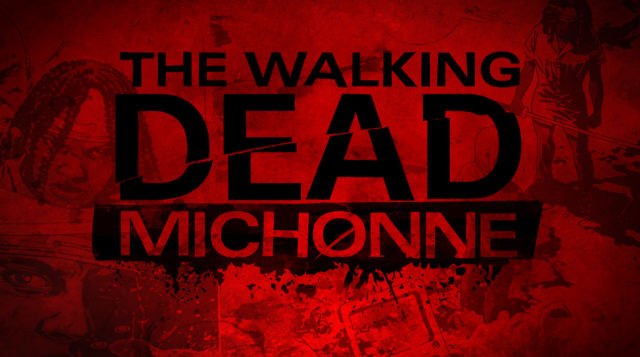 The Walking Dead Michonne Title Card