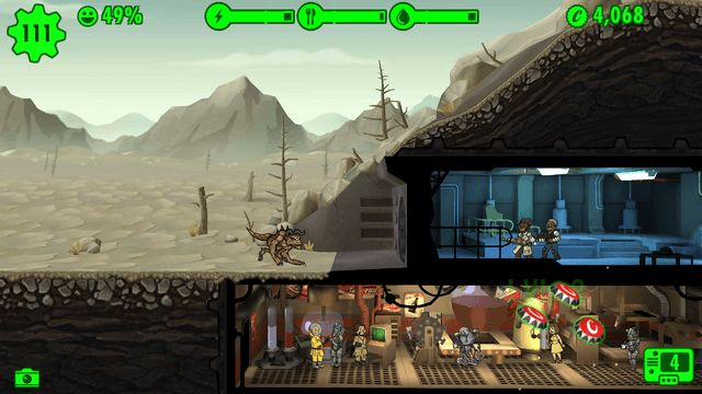 fallout shelter tips vault dweller guide deathclaw