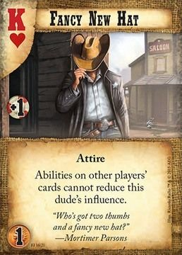 Fancy New Hat Doomtown frotier justice spoiler