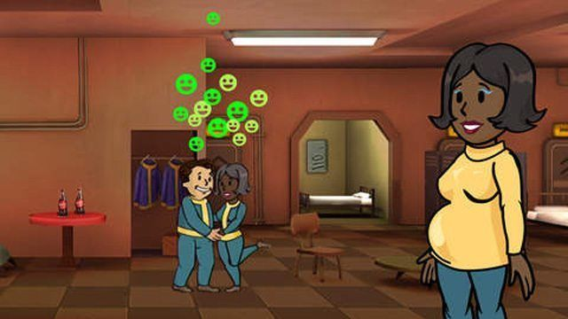 fallout shelter tips vault dwellers breeding funny