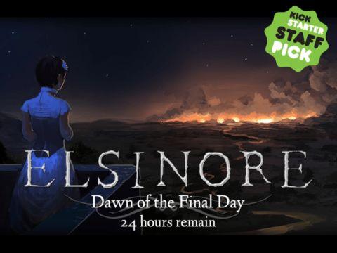 Elsinore's Kickstarter header