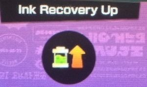 splatoon ink recovery up
