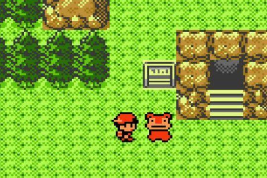 Pokemon Silver Slowpoke Well