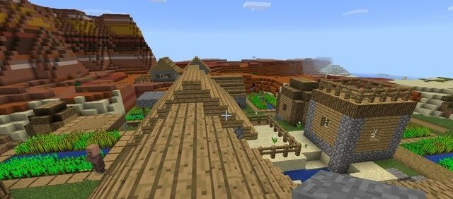 Minecraft double biome