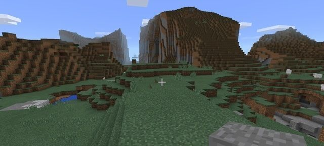 minecraft mountain jakanddaxter