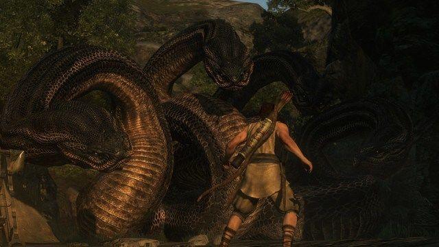 Dragon's Dogma boss fight