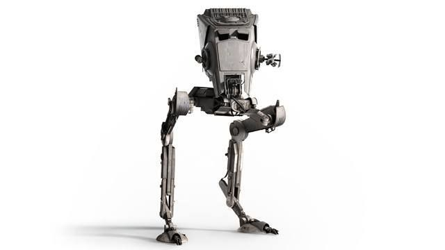 Star Wars Battlefront At-St