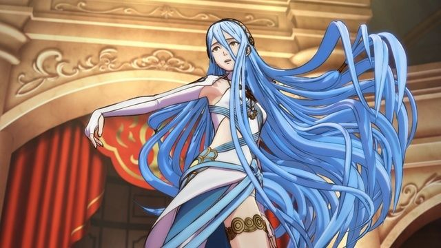 Fire Emblem Fates screenshot
