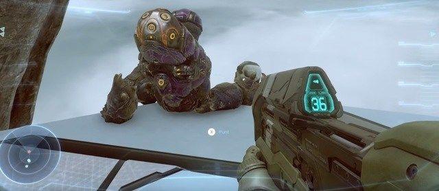 Halo 5 Grunt Birthday Party Skull