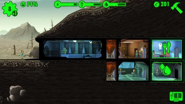 fallout shelter tips vault dwellers
