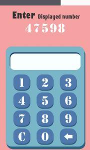 Calculator minigame