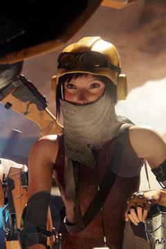 Joule - ReCore's protagonist