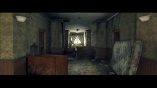 The Last of Us Depth of Field