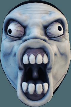 Rageface Mask