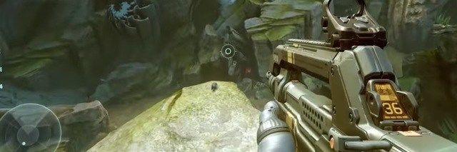Halo 5 Tilt Skull