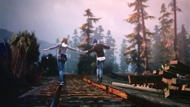 life is strange chloe and max