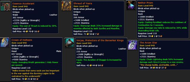 How world of warcraft legion is going to unbalance the game and why