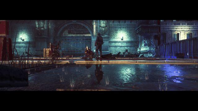 Batman Arkham Knight Photo Mode
