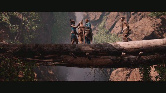 Far Cry Primal Ritualistic Sacrifice Blue
