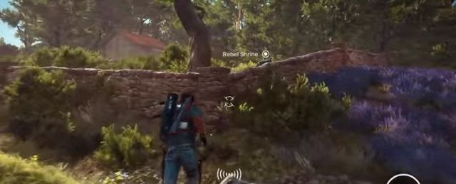 how to call in rebels just cause 3