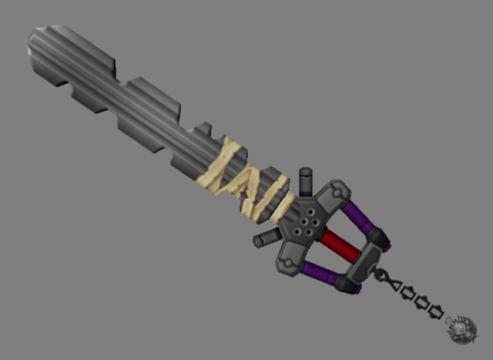 Fenrir Keyblade