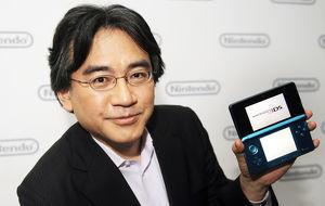 Satoru Iwata and the 3DS