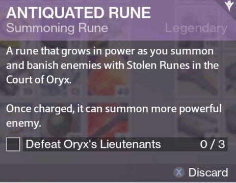 destiny tier 3 court of oryx