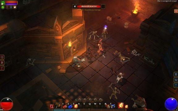 Screenshot from Torchlight II