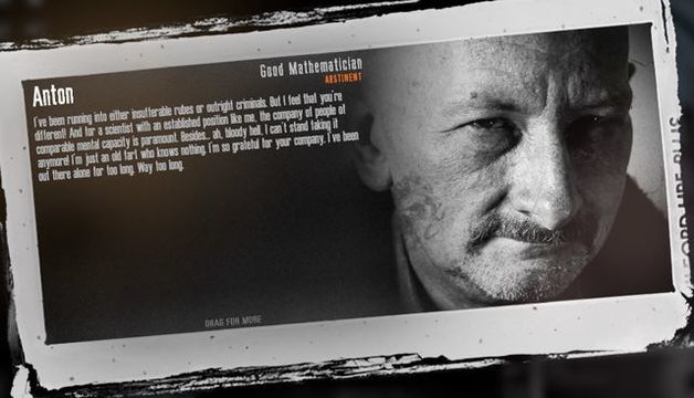 This War of Mine Anton