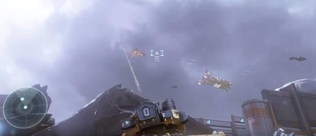 Halo 5 Iron Skull