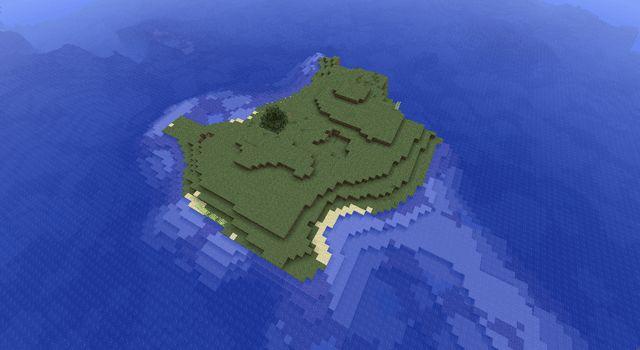 Minecraft seed Sprite