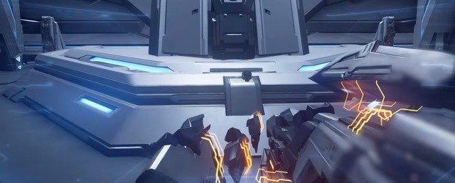 Halo 5 Famine Skull