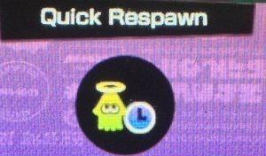 splatoon quick respawn