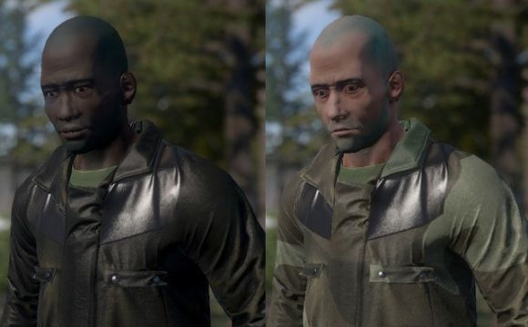 Race comparison in Rust.