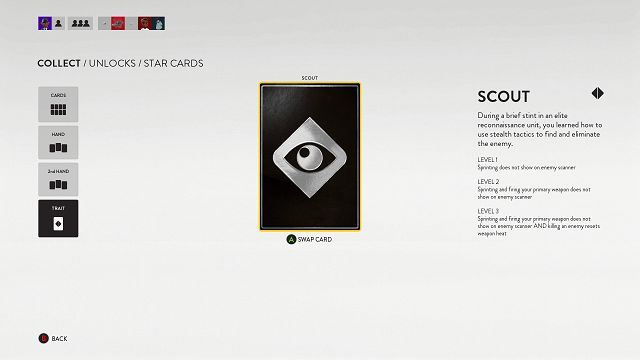 Star Wars Battlefront Scout Trait