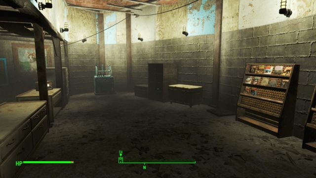 Fallout 4 39 S Home Plate The Perfect Hassle Free One Man