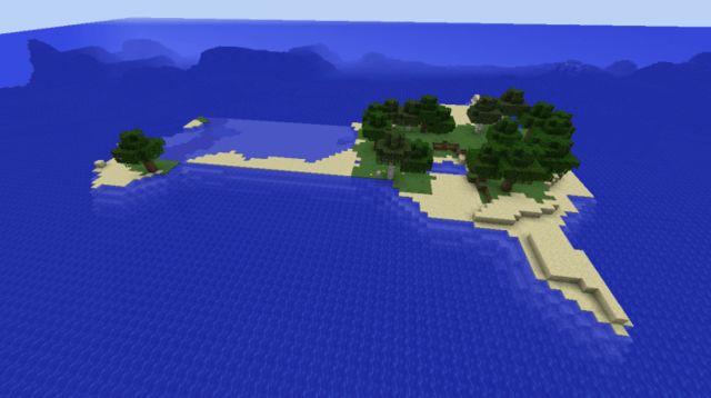 Minecraft Seed 3854556177424684123