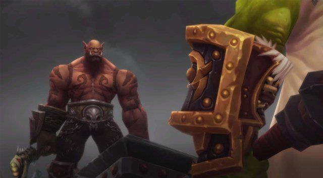 Garrosh vs Thrall