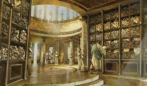 Library of Alexandria Speculations