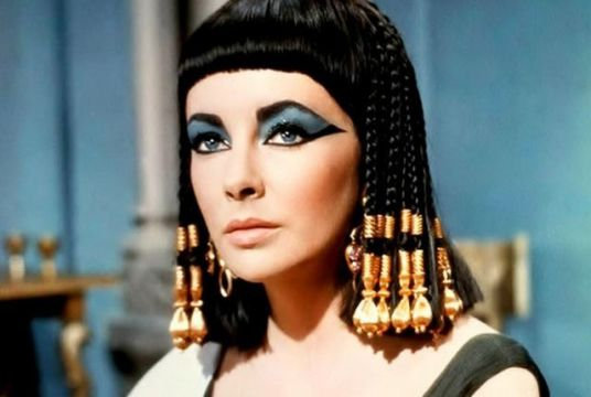 Pharaoh Cleopatra Actress Portrayal