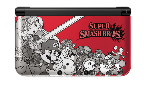 http://www.eurogamer.net/articles/2014-08-13-nintendo-confirms-limited-edition-3ds-xl-for-super-smash-bros-launch