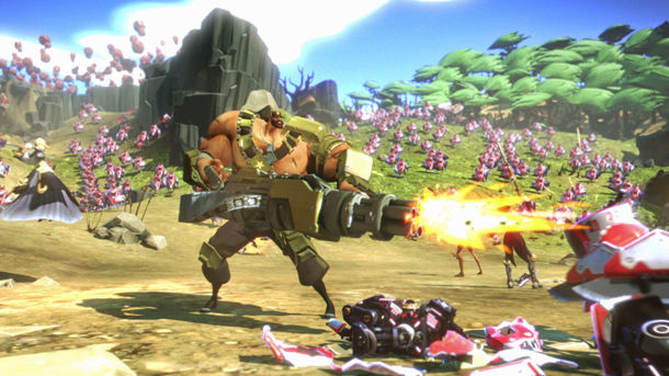 http://www.gameinformer.com/b/news/archive/2014/07/08/watch-the-battleborn-announcement-trailer.aspx