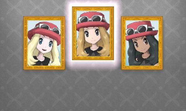 Trainer Character Customization