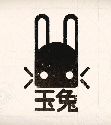Symbol for the Jade Rabbit from exploring the moon