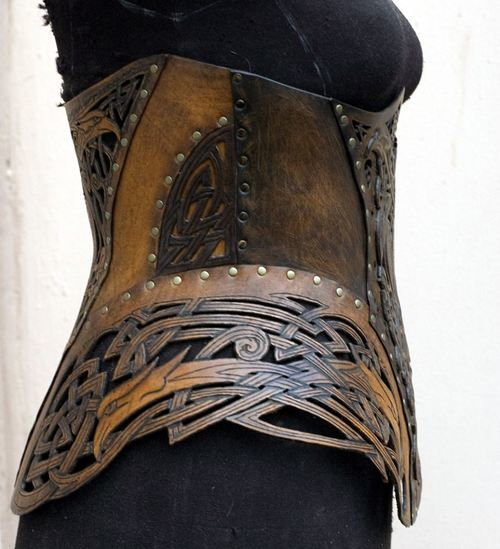 http://io9.com/where-armor-meets-corset-1524019024