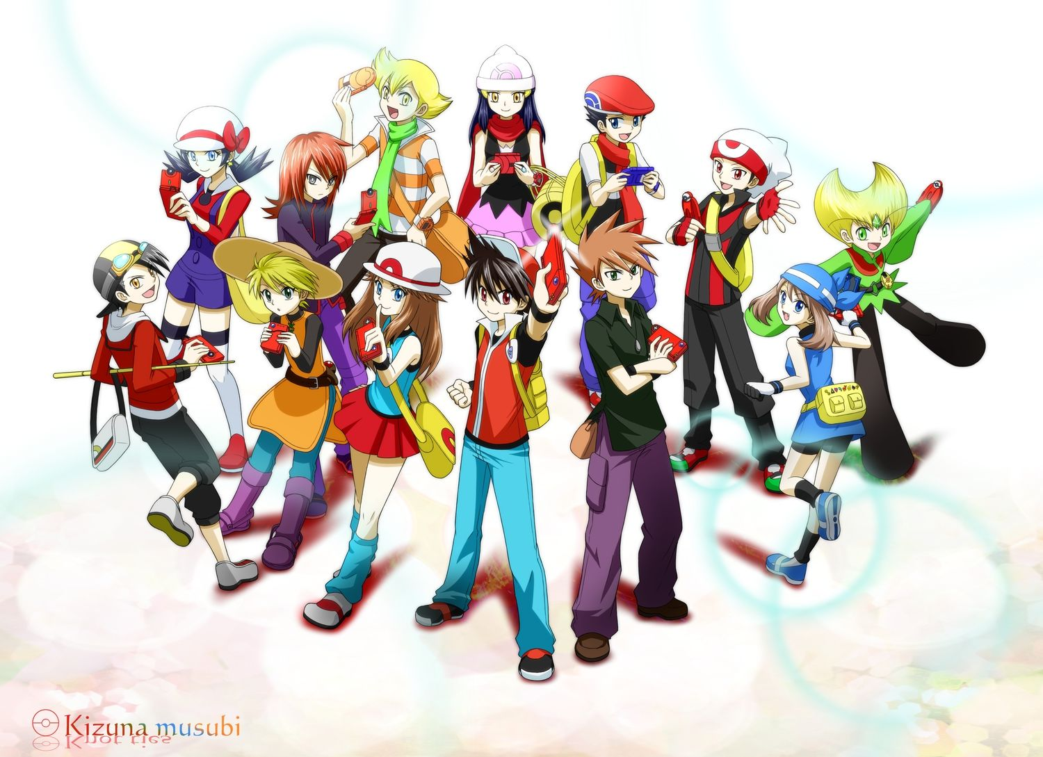 the growing popularity of the pokemon franchise Building on the giant video game franchise created in the '90s by a japanese   of twitter users if the game continues its current growth trajectory:  the initial  pokémon game released 20 years ago was extremely popular.