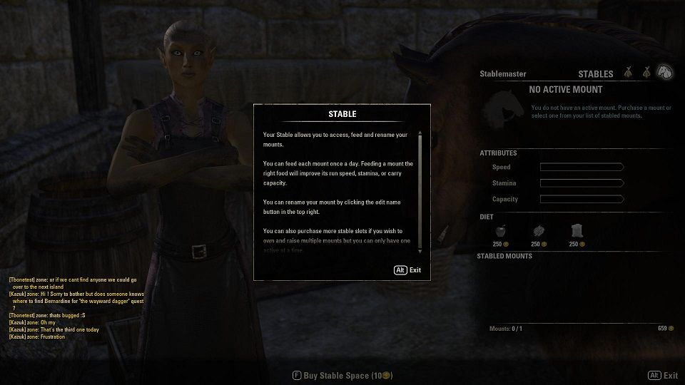 Elder Scrolls Online Crafting First Impressions The
