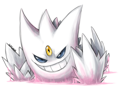 project pokemon how to get gengar