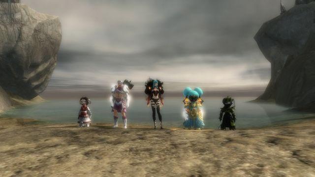 Team Car Crash is above -- Super, Posi, Lady Nag Nag, Lord Nag Nag Nag, Mogwow